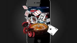mobile chips cards roulette wheel